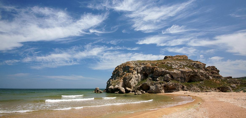 Генеральские пляжи г. Керч